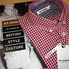 Ben Sherman - 50 Years of British Style Culture.
