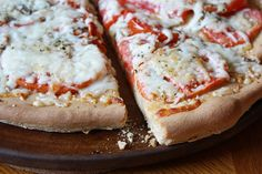 Beer Pizza Crust - I also found a recipe for beer in the sauce if you really wanna BrewZA