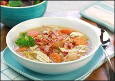 Crock-Pot Recipes, Bacon Apple Chicken Stew