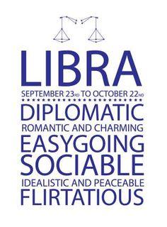Libra Personality Male