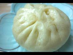 Chinese Pork Buns Recipe / 豬肉白菜包子 - YouTube