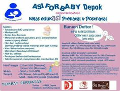 Kelas EdukASI Breastfeeding Basic ke-2