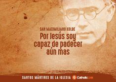 Galería: Frases de santos mártires