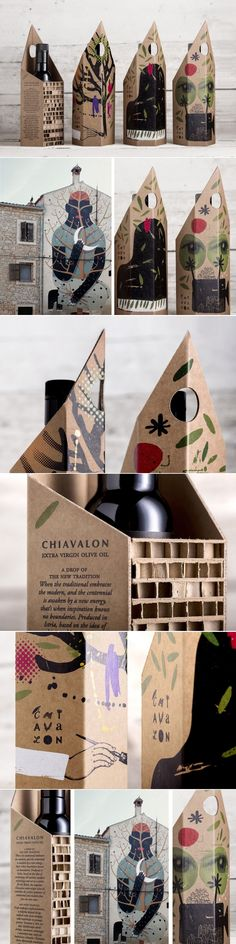 This Olive Oil Packaging Was Inspired By Croatian Architecture and Art — The Dieline | Packaging & Branding Design & Innovation News