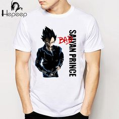 Hepeep brand+New fashion saiyan michael jackson bad  white T shirt Men's High quality Design fun tops hipster tees-in T-Shirts from Men's Clothing & Accessories on Aliexpress.com | Alibaba Group
