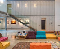 Maria Jose Trejos Designs A Shipping Container Home In Costa Rica January  2015 Architect Maria Jose Trejos Has Designed Casa Incubo, A Home Made From  Eight ...