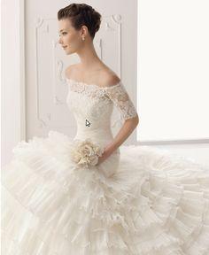 Vestidos de novia de Alma Novia – 2012 | Web de la Novia
