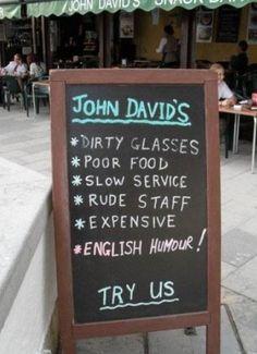 English Humour...