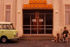 The 1960s rendition of wes anderson 39 s grand budapest hotel for Design hotel gorlitz
