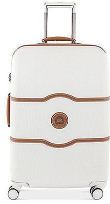 """Delsey Chatelet Plus 24"""" Hardside Spinner Suitcase #afflink"""