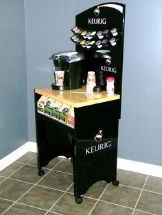 Keurig K Cup And Vue Cup Holder Or Storage Cabinet Keurig Cup Holders And Storage Cabinets