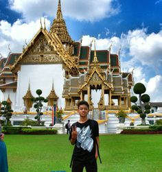 The Grand Palace, Thailand