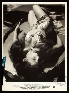 Nem Sansão, Nem Dalila (1954, Carlos Manga) Preservação e difusão do acervo fotográfico da Cinemateca Brasileira | Banco de Conteúdos Culturais