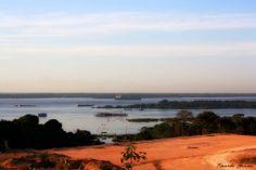 Vista Rio Negro - Estrada Marapatá - Manaus - Amazonas