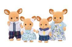 "Epoch Sylvanian Families Sylvanian Family Doll ""Fs-13 Family of Deer"" (japan import) Epoch http://www.amazon.fr/dp/B00727YTNS/ref=cm_sw_r_pi_dp_OLHowb03GS489"