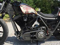 Raw Iron Choppers - Bad Mutha FXR Choppers, Custom Motorcycles, Badass, Custom Bikes, Chopper, Motorcycles