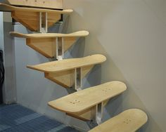 Board With The Stairs?