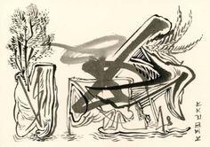"Saatchi Art Artist Donald Lee; Drawing, ""Mind Forms Ink Art - 201710291448"" #art"