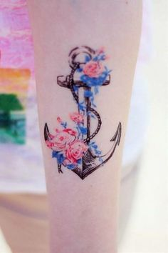 floral tattoo  gorgeous