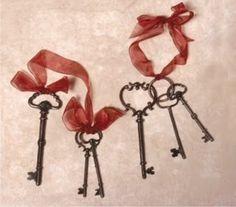 Key Heads that look like art.