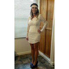 Our Lady Luck Dress on our hot customer! www.tweettweetfashion.com.au