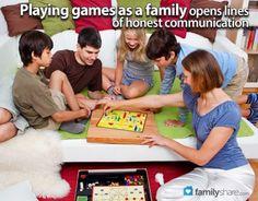 FamilyShare.com l Have fun! #familygames