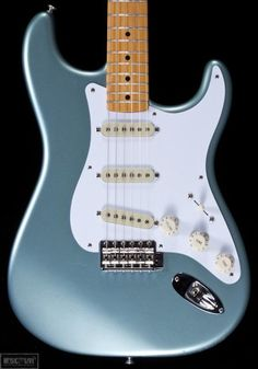 This might be The One :) '57 reissue Strat