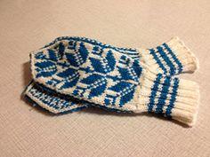 Ravelry: Norwegian Mittens for Mimi pattern by Anna Mazzarella