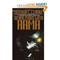 Arthur C. Clarke's truly excellent book about alien contact. Can't even say how many times I've re-read it. Compelling story with lots of hard-science bits throughout.