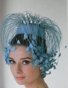 photographer Howell Conant featuring Audrey Hepburn