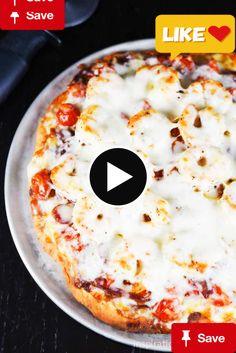 Shrimp Fra Diavolo Pizza | Inspiration Kitchen #pizza #shrimp #shrimpfradiavolo #recipe