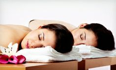 Groupon - $ 89 for Couples Spa Package with Facials, Décolleté Massage, and Tea Service at Birmingham Tea Spa ($225 Value) in Birmingham. Groupon deal price: $89