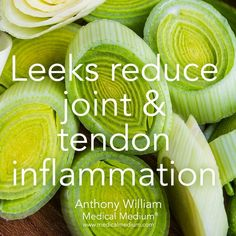 """tendon inflammation Learn more about the healing powers of leeks in…"""" Calendula Benefits, Matcha Benefits, Coconut Health Benefits, Be Natural, Natural Cures, Natural Health, Health And Nutrition, Health And Wellness, Health Fitness"""