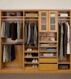 25 Amazing Reach In Closet Design Snapshot Idea Ikea Closet Organizer, Ikea Closet  Design,