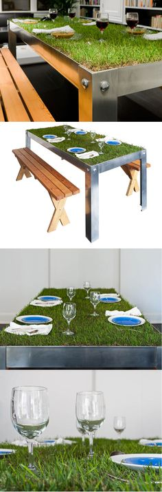 The #picnic #table