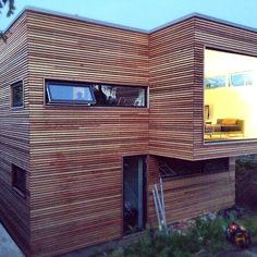 #danskboligarkitektur #tilbygning #nordic #architecture #facade #wood #cedar