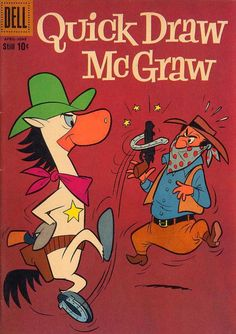 quick draw mcgraw pictures | Patrick Owsley Cartoon Art and More!: QUICK DRAW McGRAW!