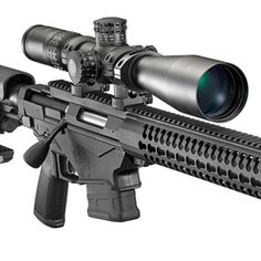Ruger Precision Rifle: Small Groups, Small Price Tag