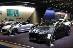 The Paris Motor Show is considered one of the most important auto shows in the world. The show is a two week long event occurring in October only every two years, and draws in international crowds of over 1.2 million people.