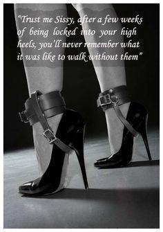 locking high heel erotic stories