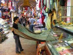 Estambul. Bazar