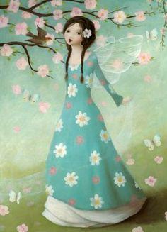 Stephen Mackey —  Blossom Fairy (505x700)
