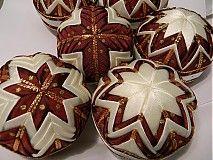 Dekorácie - vianočné ozdoby 46 -  8cm - 3185452