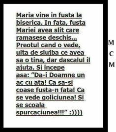 Maria in fusta la biserica. Funny Quotes, Humor Quotes, Haha, Jokes, Reading, Comic, Inspire, Inspiration, Random