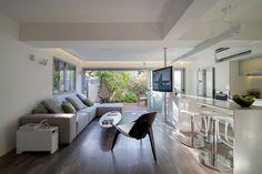לפני ואחרי: מייקאובר לדירת גן קטנה | בניין ודיור