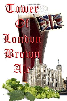 Tower Of London Brown Ale Recipe Kit - Brew a Brown Ale