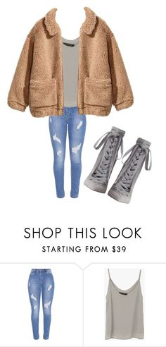 """""""Summer's outfit"""" by revyamyneva17 on Polyvore featuring H&M and Zimmermann"""