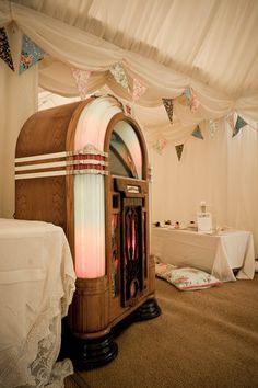 Awesomo! http://www.rocknrollbride.com/2011/06/mark-maryannes-summer-fete-tea-party-wedding/