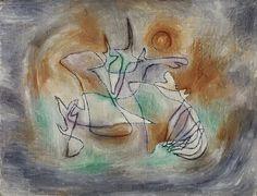 Howling Dog  Paul Klee