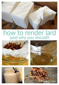So much easier than it sounds! This also has a good description of why lard is actually a healthful cooking fat.